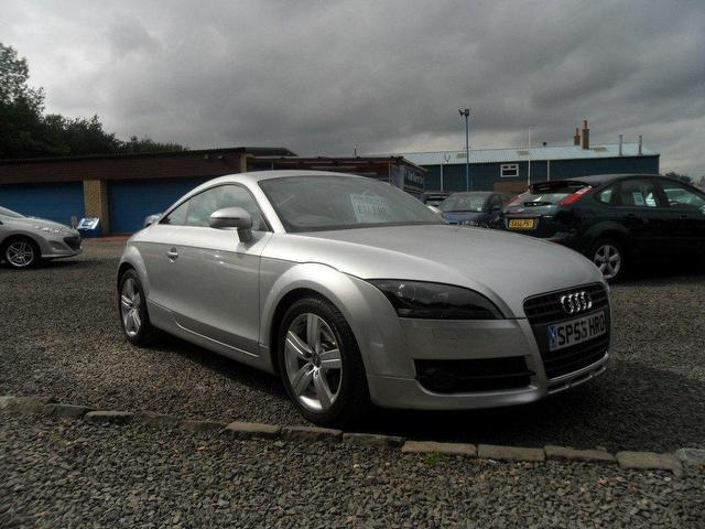 used audi tt 2010 petrol fsi 2dr coupe silver manual for sale in inveralmond place uk. Black Bedroom Furniture Sets. Home Design Ideas