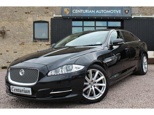 Used Jaguars For Sale >> Used Jaguar Xj 2011 Diesel 3 0d V6 Luxury 4dr Saloon Black Automatic