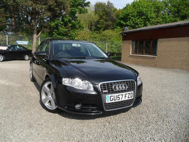 Used Audi A For Sale UK Autopazar Autopazar - Audi a4 for sale