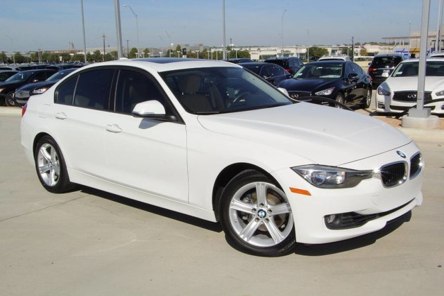 Used BMW 320d 2013 White Coupe Petrol Automatic for Sale
