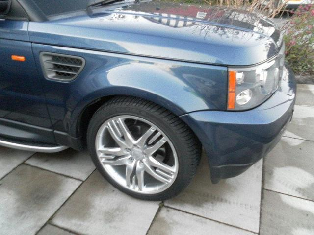 Used Land Rover 2005 Blue    for Sale