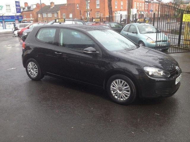 used volkswagen golf 2010 petrol 1 4 s 3dr full hatchback. Black Bedroom Furniture Sets. Home Design Ideas