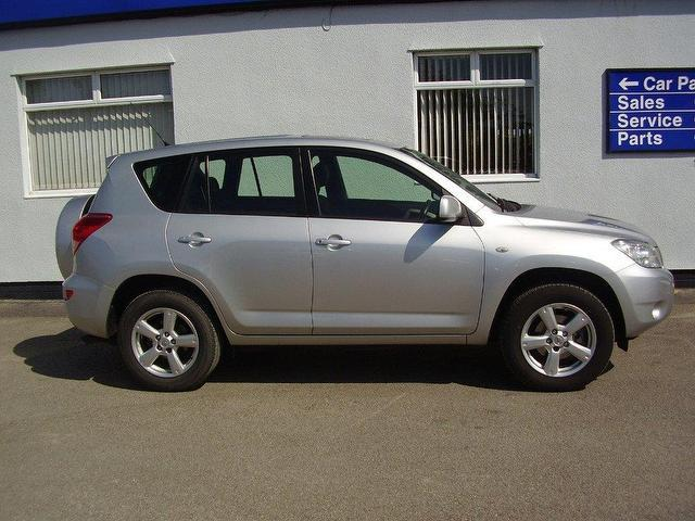 used toyota rav4 2006 petrol 2 0 vvt i xt4 5dr 4x4 silver manual for sale in wirral uk autopazar. Black Bedroom Furniture Sets. Home Design Ideas