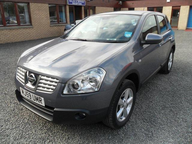 Used Nissan Qashqai Cars for Sale - Find and Buy the