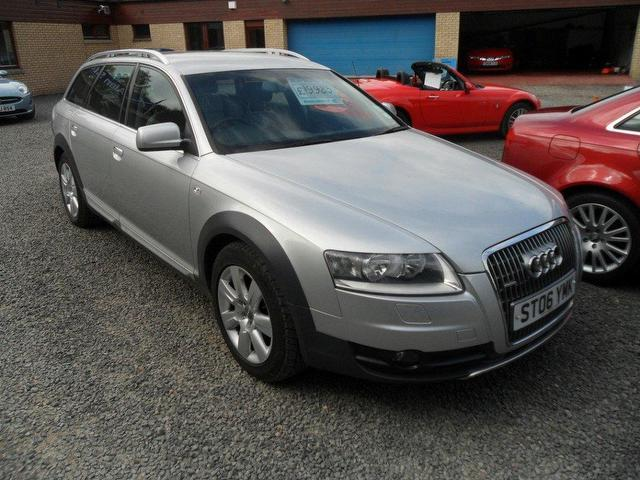 used audi allroad 2006 diesel 2 7 tdi quattro 5dr estate silver automatic for sale in. Black Bedroom Furniture Sets. Home Design Ideas