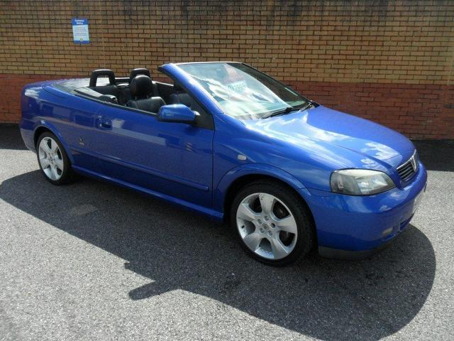 Used Vauxhall Astra For Sale In Convertible Uk Autopazar