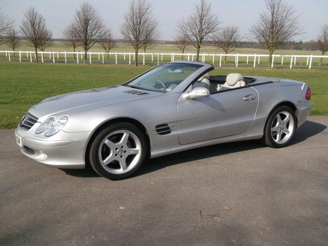 used mercedes benz sl class sl convertible miles pictures