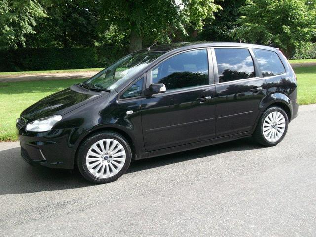 used ford c max 2009 diesel titanium 110 5dr. Black Bedroom Furniture Sets. Home Design Ideas