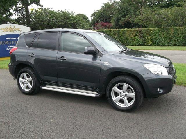 used toyota rav4 2008 diesel 2 2 d 4d xt r 5dr 4x4 black manual for sale in newmarket uk autopazar. Black Bedroom Furniture Sets. Home Design Ideas