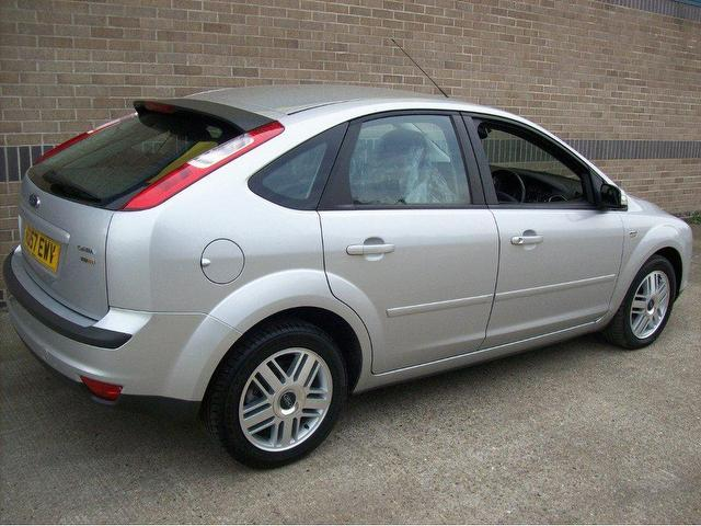 Used Cars For Sale Under 6000 >> Used Ford Focus 2007 Diesel 2.0 Tdci Ghia 5dr Hatchback Silver Manual For Sale In Norwich Uk ...