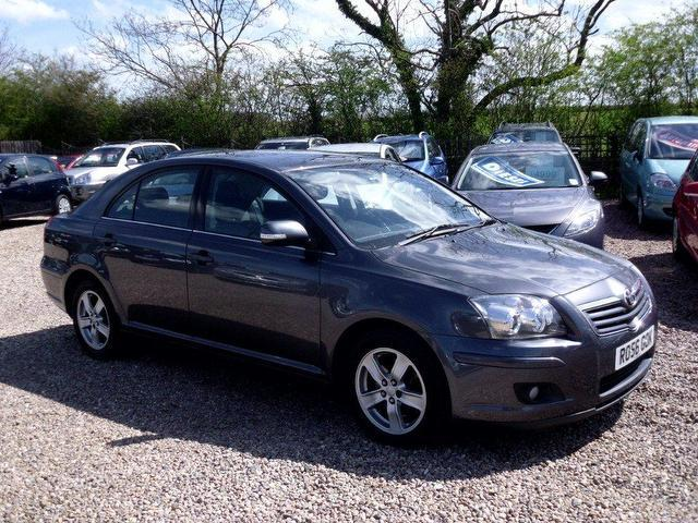 used toyota avensis 2006 diesel 2 0 d 4d t3 x 5dr hatchback grey manual for sale in nuneaton uk toyota avensis 2006 service manual toyota avensis 2006 online manual