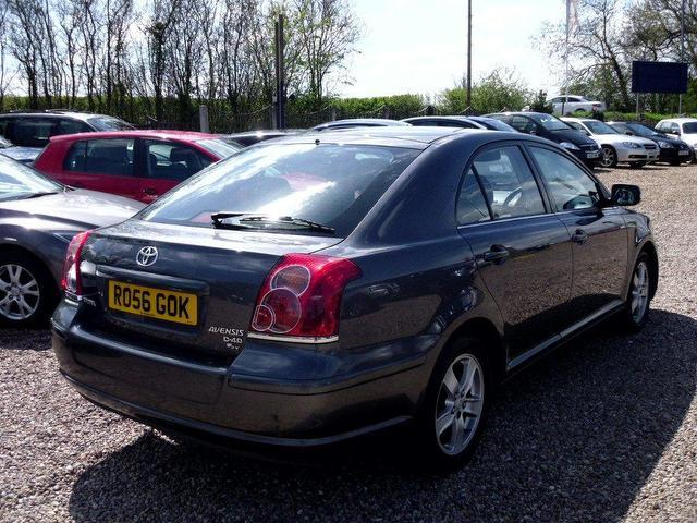 used toyota avensis 2006 diesel 2 0 d 4d t3 x 5dr hatchback grey manual for sale in nuneaton uk toyota avensis 2006 repair manual toyota avensis 2006 online manual
