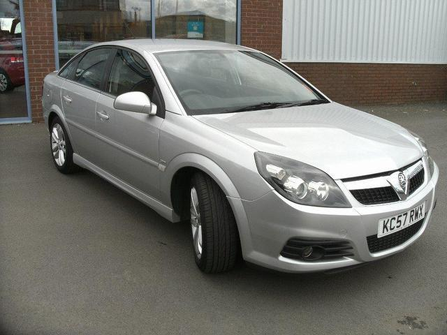 Used Vauxhall Vectra 2007 Silver    for Sale