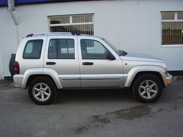 used jeep cherokee 2006 silver 4x4 diesel automatic for sale. Cars Review. Best American Auto & Cars Review