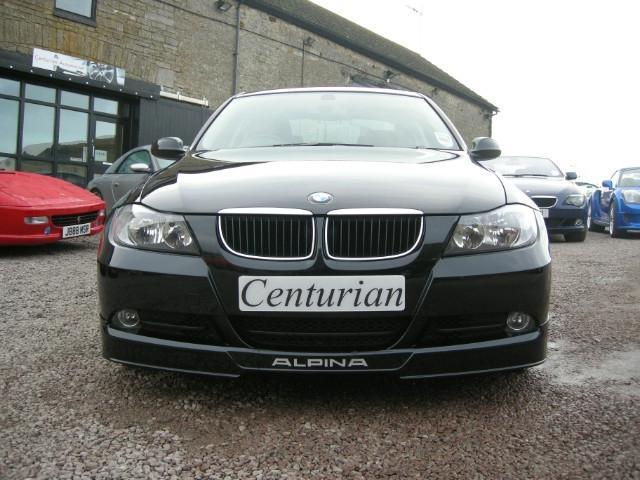Used Bmw Alpina 2006 Diesel D3 4dr 20 Saloon Black Manual For Sale