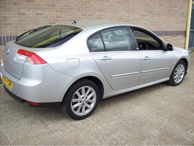 used renault laguna 2007 diesel 2 0 dci 150 dynamique hatchback silver manual for sale in. Black Bedroom Furniture Sets. Home Design Ideas