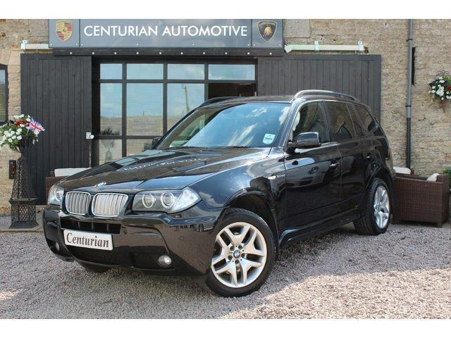 used bmw x3 2006 diesel m sport 5dr 4x4 black automatic for sale in kettering uk autopazar. Black Bedroom Furniture Sets. Home Design Ideas