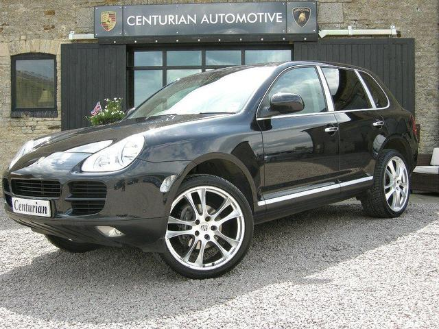 Used Porsche Cayenne 2006 Black 4x4 Petrol Automatic for Sale