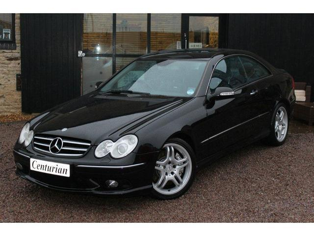 Used mercedes benz 2003 petrol 2dr tip auto 5 4 coupe for Used mercedes benz sale