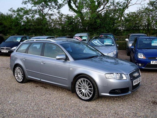 Used Audi A4 Cars for Sale  Gumtree