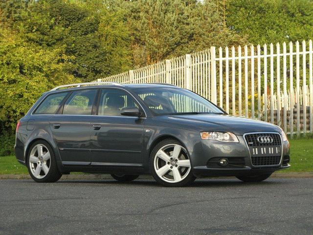 used audi a4 2006 diesel 2 7 tdi s line estate grey manual. Black Bedroom Furniture Sets. Home Design Ideas