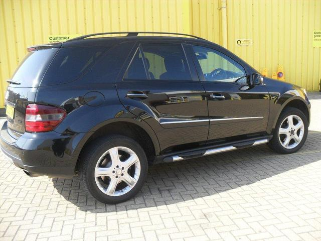 Used mercedes benz 2007 diesel class ml320 cdi sport 4x4 for Used mercedes benz ml320