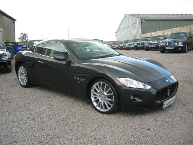 used maserati granturismo 2010 petrol v8 s 2dr mc coupe automatic for sale in kettering uk. Black Bedroom Furniture Sets. Home Design Ideas
