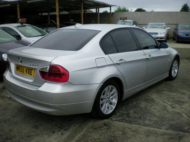 used bmw 3 series 2005 diesel 320d se 4dr saloon silver automatic for sale in wembley uk autopazar. Black Bedroom Furniture Sets. Home Design Ideas