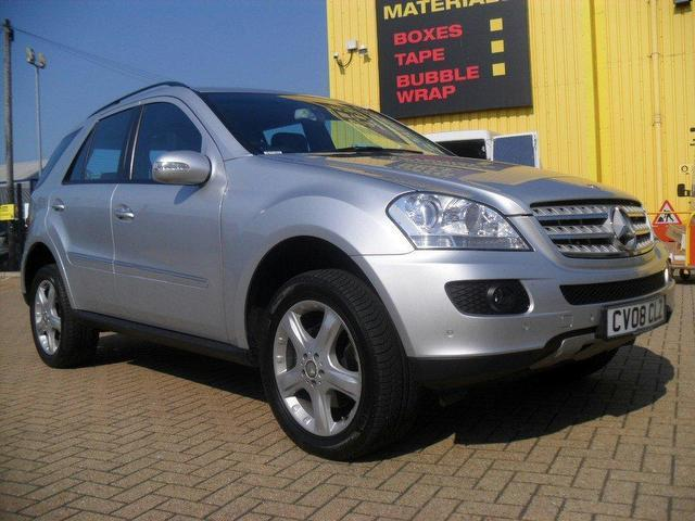 Used mercedes benz 2008 diesel class ml280 cdi edition 4x4 for Used mercedes benz diesel for sale