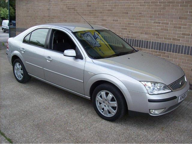 used ford mondeo 2006 diesel zetec 130bhp 5dr hatchback silver manual for sale in. Black Bedroom Furniture Sets. Home Design Ideas
