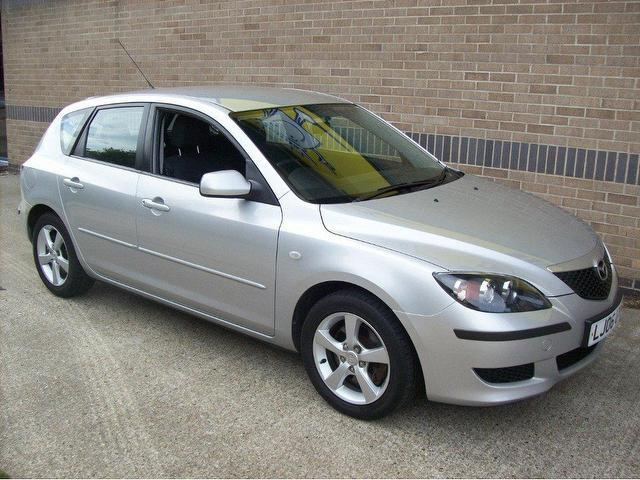 used mazda mazda3 2006 petrol 2 0 ts2 5dr hatchback silver manual for sale in norwich uk autopazar. Black Bedroom Furniture Sets. Home Design Ideas