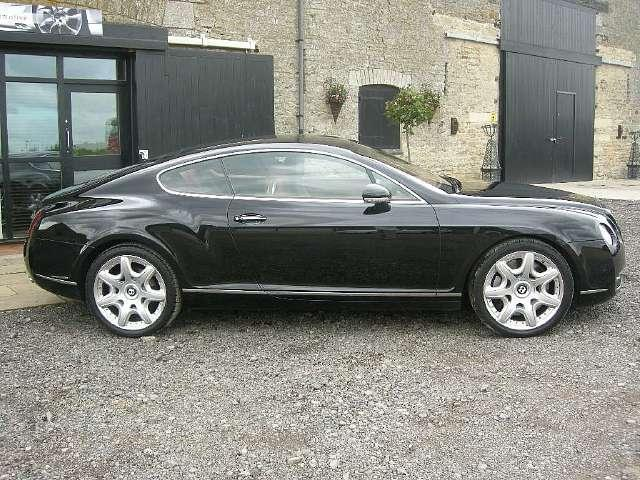 Used Bentley Continental 2005 Petrol Gt 6 0 W12 2dr Coupe