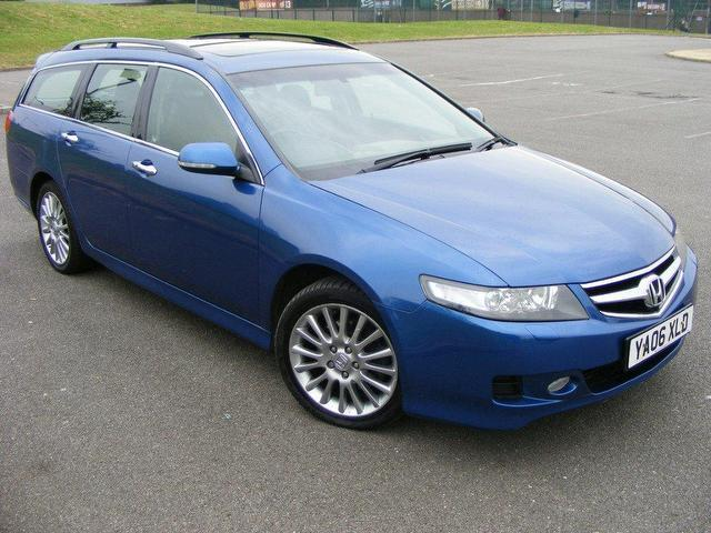 used honda accord 2006 diesel 2 2 i ctdi ex 5drt estate blue manual for sale in wembley uk. Black Bedroom Furniture Sets. Home Design Ideas