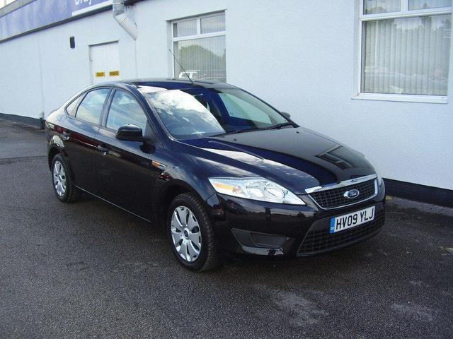 used ford mondeo 2009 petrol 1 6 edge 5dr hatchback black manual for sale in wirral uk autopazar. Black Bedroom Furniture Sets. Home Design Ideas
