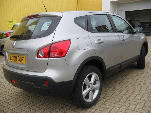 used nissan qashqai 2008 petrol 2 0 tekna 5dr hatchback silver manual for sale in portsmouth uk. Black Bedroom Furniture Sets. Home Design Ideas