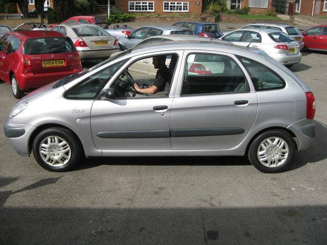 Used Citroen Xsara 2001 Petrol Picasso 16v Sx Estate