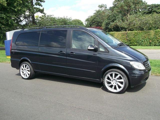 Used Mercedes Benz 2005 Black Estate Diesel Automatic for Sale