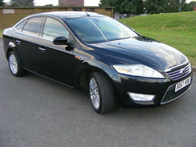 2007 ford mondeo saloon 2 3 related infomation specifications weili automotive network. Black Bedroom Furniture Sets. Home Design Ideas