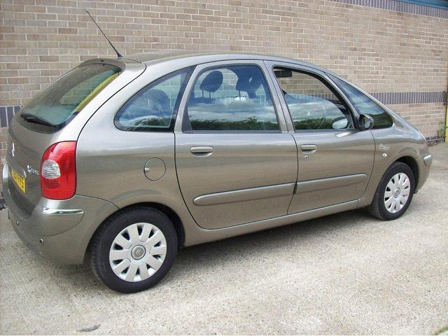 used citroen xsara 2007 diesel picasso 1 6 hdi vtx estate brown manual for sale in norwich uk. Black Bedroom Furniture Sets. Home Design Ideas
