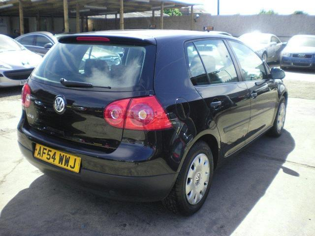 used volkswagen golf 2004 petrol 1 4 s 5dr ac hatchback. Black Bedroom Furniture Sets. Home Design Ideas