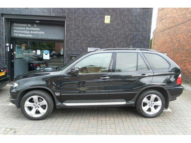 used bmw x5 2004 sport 5dr auto black for sale in stockport uk autopazar. Black Bedroom Furniture Sets. Home Design Ideas