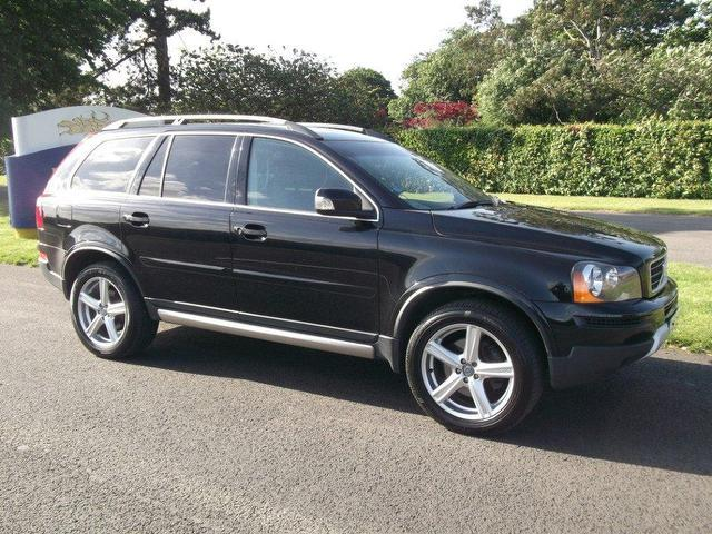 used volvo xc90 2007 diesel 2 4 d5 se sport 4x4 black automatic for sale in newmarket uk autopazar. Black Bedroom Furniture Sets. Home Design Ideas