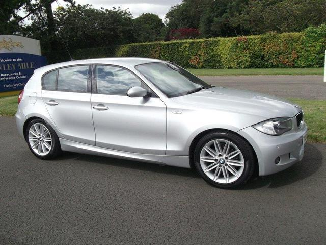 used bmw 1 series for sale in 2009 uk autopazar. Black Bedroom Furniture Sets. Home Design Ideas