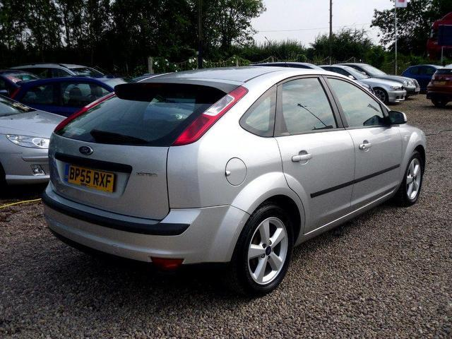 Used Ford Focus 2006 Petrol 1 6 Zetec 5dr Climate