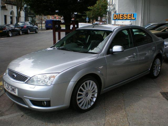 used ford mondeo 2005 diesel 155 st 5dr hatchback silver manual for sale in gravesend uk. Black Bedroom Furniture Sets. Home Design Ideas