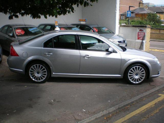 Used Cars For Sale Under 6000 >> Used Ford Mondeo 2005 Diesel 2.2tdci 155 St 5dr Hatchback Silver Manual For Sale In Gravesend Uk ...