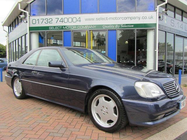 used mercedes benz 2004 petrol class s500 amg coupe blue automatic for sale in sevenoaks uk. Black Bedroom Furniture Sets. Home Design Ideas