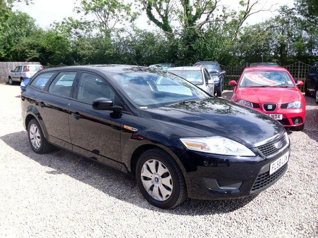 2008 Ford Mondeo Service Manual
