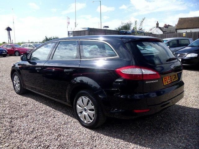 used ford mondeo 2008 diesel 1 8 tdci edge 5dr estate black manual for sale in nuneaton uk. Black Bedroom Furniture Sets. Home Design Ideas