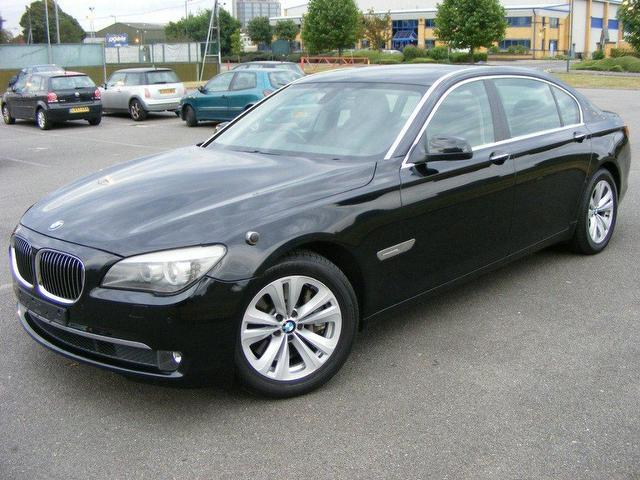 used bmw 7 series for sale in london uk autopazar. Black Bedroom Furniture Sets. Home Design Ideas